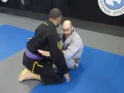 Butterfly Guard- Sneaky Lapel Choke- West Hartford CT Brazilian Jiu Jitsu Lessons Image 1