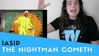 Voice Teacher Reacts to The Nightman Cometh from It's Always Sunny in Philadelphia