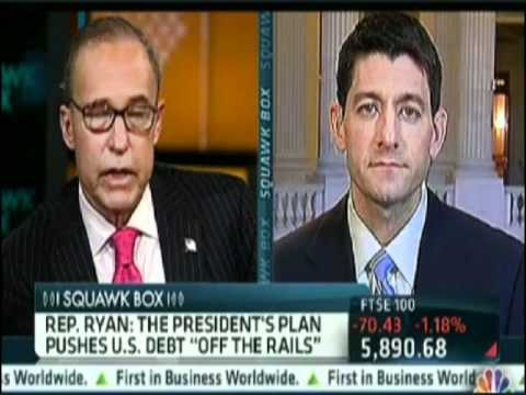 Paul Ryan on CNBC's Squawk Box: Keep Medicare Intact of Current Seniors