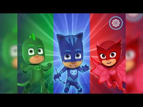 Герои в масках (PJ Masks) - Лунные герои