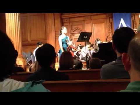 Graduation Concert at Phillips Academy Andover, 2012 - 08/23/2014