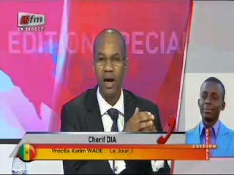 Edition Spéciale - Procès Karim Wade: Jour J - Invité: Abdou Mbow (APR) - P1