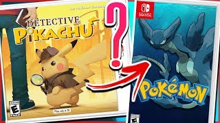 Is Detective Pikachu Connected to the Gen 8 Pokémon Region?