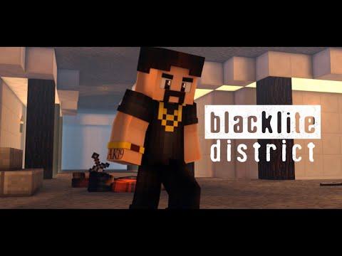 blacklite district - Over This - A Minecraft Original Music Video