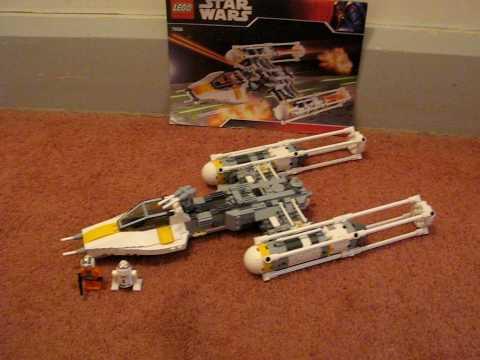 Lego Y Wing Instructions 2007