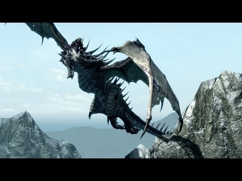 Soaring with Dragons - Skyrim: Dragonborn DLC Gameplay