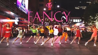 "[KPOP IN PUBLIC] TWICE ""FANCY"" Dance Cover // Australia // HORIZON"