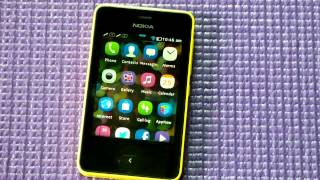 Review Nokia Asha 501 -- Camera, Music, Videos
