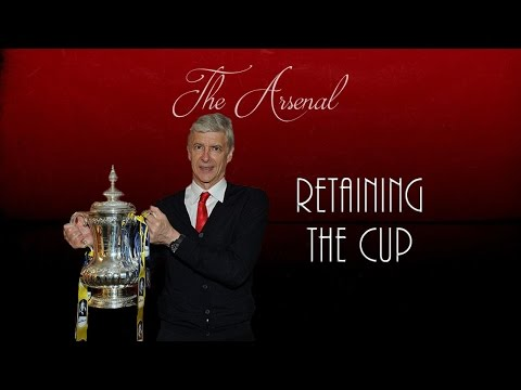 Retaining The Cup ● Arsenal's FA Cup Glory ● 2015