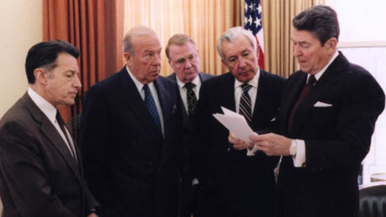 the iran contra affair essay The scandal that almost destroyed ronald reagan  iran-contra altered impressions of reagan and his presidency  the scandal circus of the iran-contra affair blighted his legacy and.