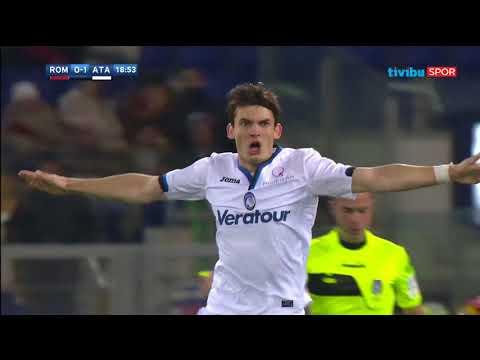 Serie A 20. Hafta   Roma 1-2 Atalanta Maç Özeti