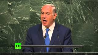 Netanyahu addresses UN General Assembly (FULL SPEECH)