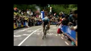 Philippe Gilbert - World champion 2012- Last 2 km