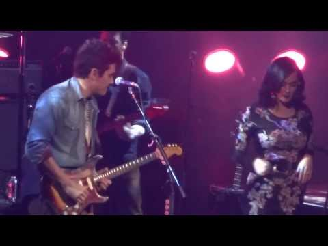 Who you Love - John Mayer ft. Katy Perry - Barclay's  12.17.13