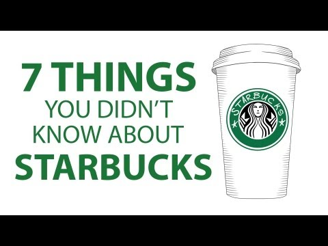 7 Things You Didn't Know About Starbucks