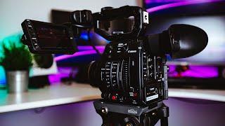 01. Canon C200 Quick Setup Guide