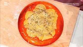 Tortelli di patate ai crauti - E' sempre Mezzogorno 15/02/2021