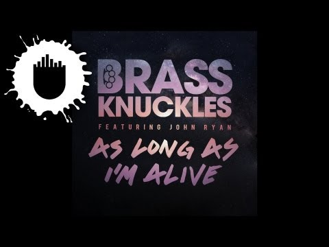 Brass Knuckles feat. John Ryan - As Long As I'm Alive (Greg Cerrone Remix) (Cover Art)
