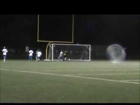 Kevin Elliott McCrea 2012 varsity highlights