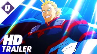 My Hero Academia: Two Heroes - Official Japanese Subbed Trailer