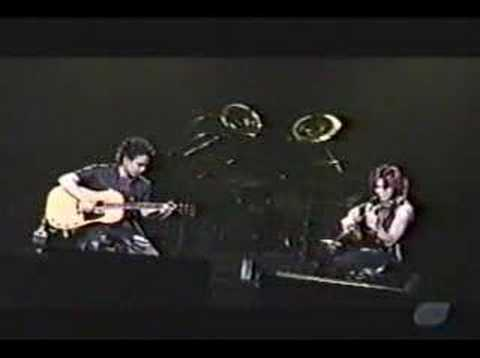 Sugizo and Inoran Guitar Solo - Luna Sea Chaos Live