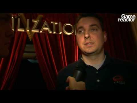 GDC 2010: Civilization V interview