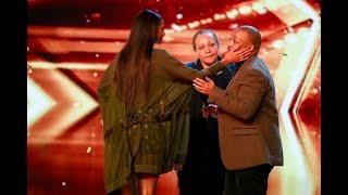 Download Lagu Alesha's GOLDEN BUZZER | Lifford Shillingford as past fame with Artful Dodger reveale Gratis STAFABAND