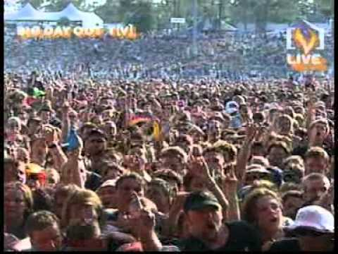 System of A Down - Toxicity - LIVE @ Big day out, Australia
