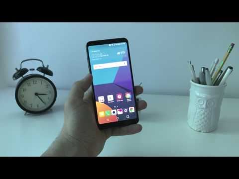 Hands-on: LG G6 W/ Its 18:9 Display, Google Assistant