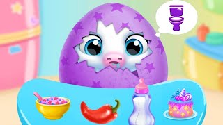 Fun Newborn Baby Pet Care - Play Smolsies -My Cute Pet House Animal Care & Collectible Game For Kids
