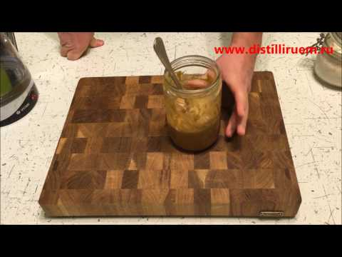 Как приготовить настоящую вкусную горчицу из горчичного порошка. Рецепт  от дяди Яши