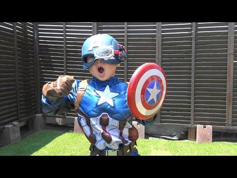 キャプテンアメリカ おもちゃ Caption America Toy Shield & Gauntlet SCOPE VISION HELMET シールド ヘルメット