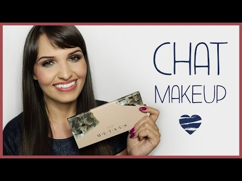 ❄ CHAT MAKEUP | Zoeva | Inglot HD | Bourjois | TheBalm ❄