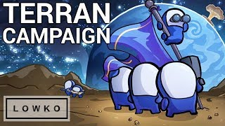StarCraft: Cartooned - The Original Terran Campaign!