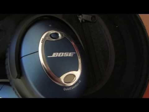 How to Tell if Your Bose QuietComfort 15 Headphones are Fake!