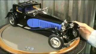 Car Room Magazine: 1:18 Bauer Bugatti Royale