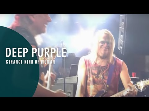 Deep Purple - Strange Kind Of Woman (Live @ Montreux, 2011)