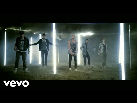 The Wanted - Lightning Music Videos
