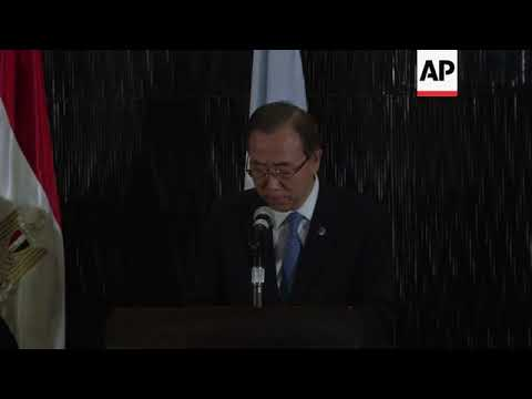 UN Secretary General and US Secretary of State call for immediate ceasefire in Middle East