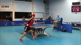 Westchester Table Tennis Center March  2019 Open Singles Final - Kaden Xu vs Kai Zhang