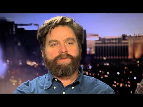 Hangover Part III cast on 98FM - Bradley Cooper, Ed Helms & Zach Galifianakis