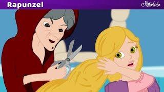 Rapunzel Kids Story & Rapunzel Songs | Bedtime Stories for Kids | Fairy Tale 🧚♀️