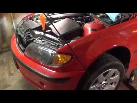 How to bleed cooling system on a BMW e46 323i 325i 328i 330i 323ci 325ci 328ci 330ci