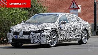 Volkswagen CC - AutoWeek Spy Video