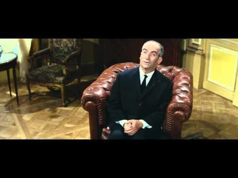 Louis de Funès: Fantômas se déchaîne (1965) - Vous auriez l'air de j'en foutre streaming vf