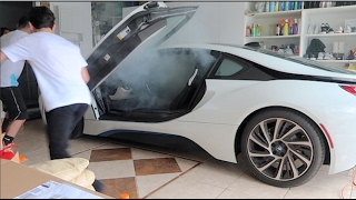 HE REALLY DID THIS TO MY CAR!! (Prank)