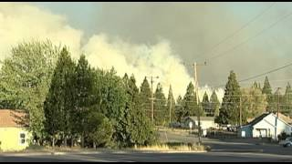 Weed California fire, Sept. 15th, 2014
