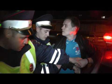 Вероятный наркоман на Шкоде ул.Преображенская. Место происшествия 10.05.2016