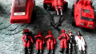Action Force Red Shadows
