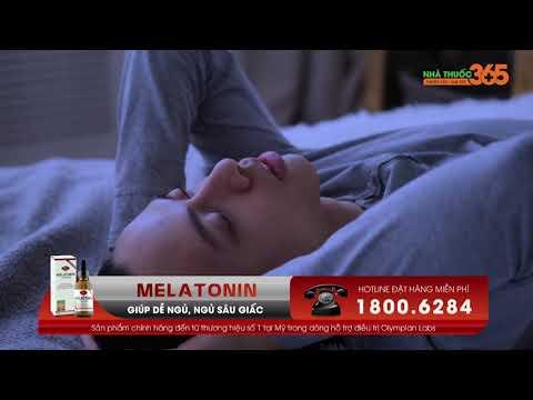 Melatonin 1mg - Hỗ trợ điều trị mất ngủ kinh niên, cải thiện giấc ngủ tự nhiên